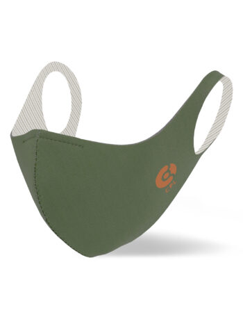 Coppeline facemask_ Khaki
