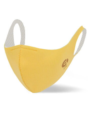 Coppeline facemask_ Mustard